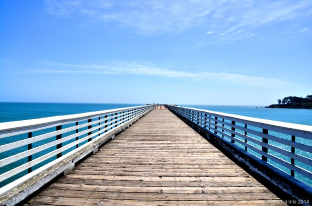 Route 1, USA Pier to heaven